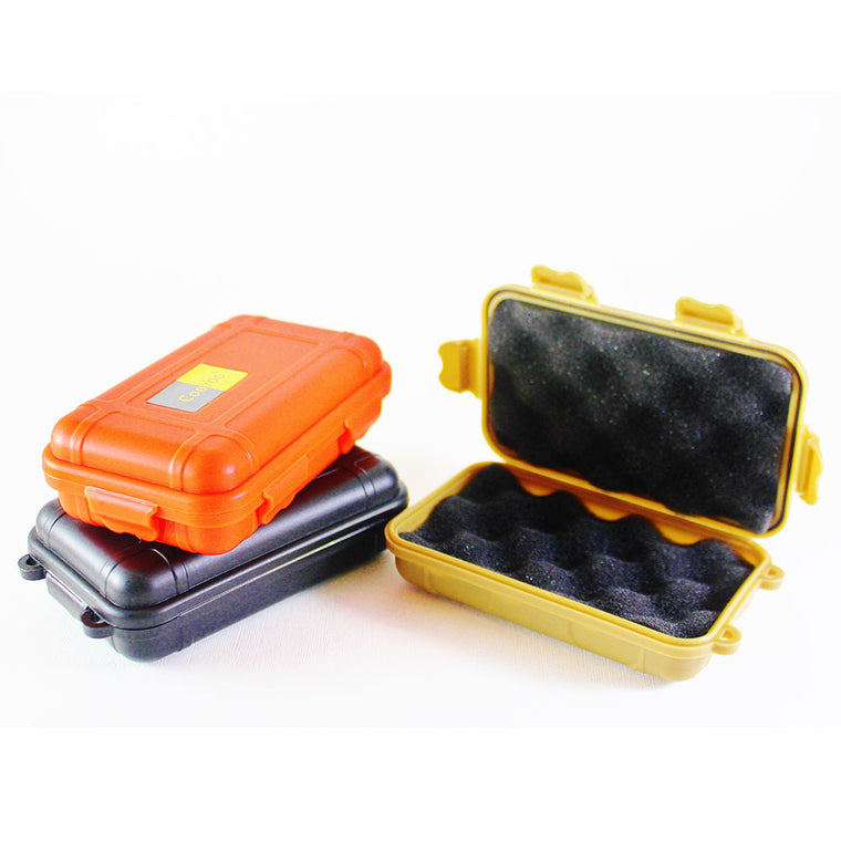Outdoor Mini Hardcases - set of three