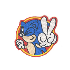 Sonic Vintage Patch