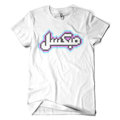 Pixelated In Arabic Shirt
