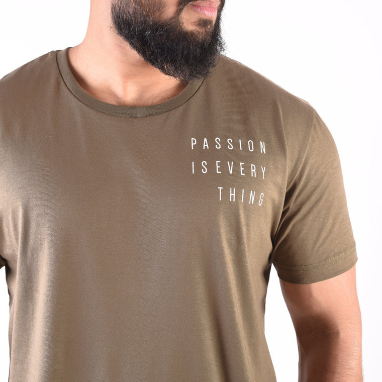 Passion is everything t-shirt