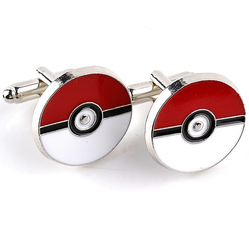 Pokemon Cufflinks
