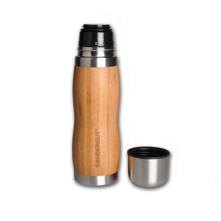 Bamboo Flask 550 ml