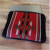 Bedouin Rug Laptop Bag Red