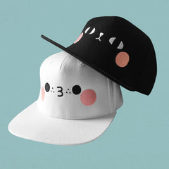 Korean Bunny Cap