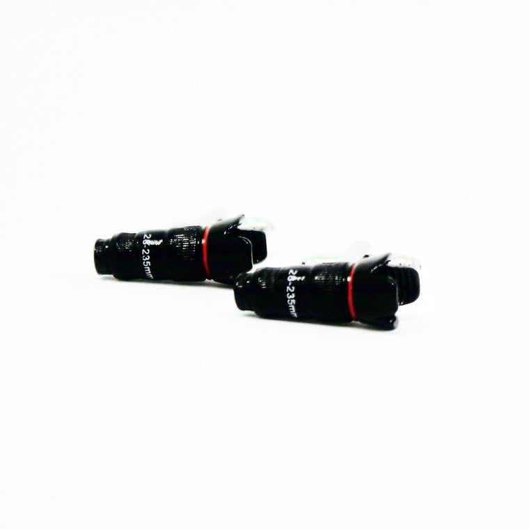 Most Unique Cufflinks - Camera Lens Cufflinks - ELBOTIK.com