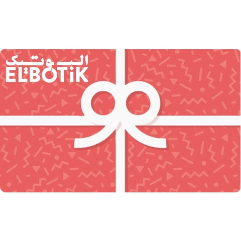 Elbotik Gift Card