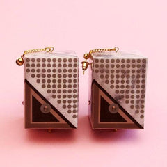 Mod Earrings