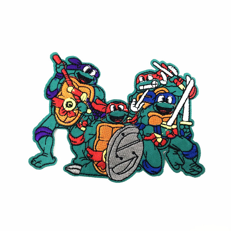 Ninja Turtles Patch