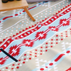 Vacances Picnic Mat - Native