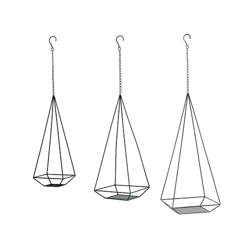 Jardin Fer Prism Decor Set - Diamond