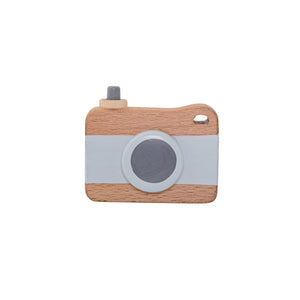 Bloomingville - Wooden Camera Toy - Blue