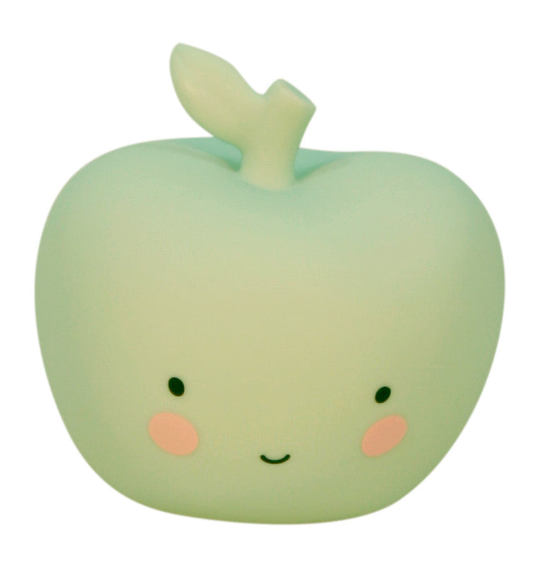 A Little Lovely Company - Night Light - Mint Apple
