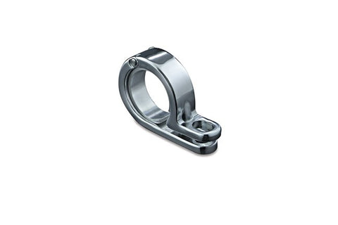 "4024 - Chrome 1 1/8 - 1 1/4"" P-Clamp"