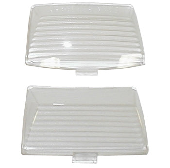 6241-00 - Front Fender Light Lens CLEAR