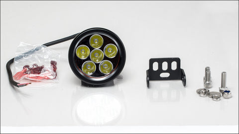 "SCPR35 - 3.5"" Pathfinder LED Cree Aux Lamps"