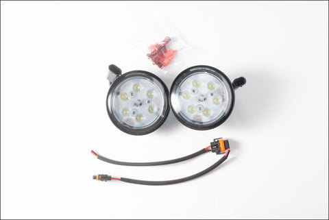 "4.5"" Xtreme LED Passing Lamps (kit)"