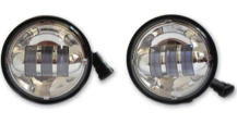 "HDPL2C - 4.5"" High Def Pathfinder Passing/spot Lamps Chrome"