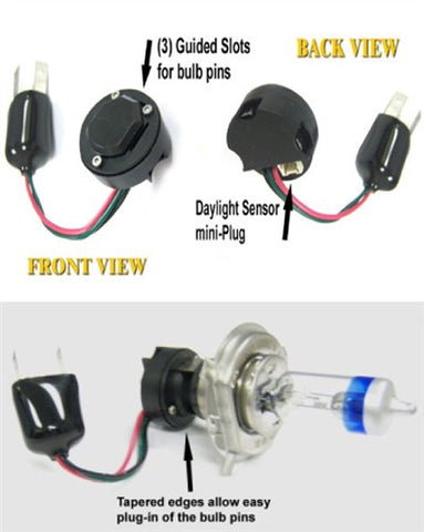P115W-D - Kisan Headlight Modulator for GL1800
