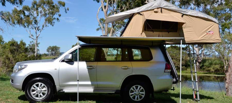 Dobinsons | Deluxe Roof Top Tent - Big Rig 4x4 Auto u0026 Superstore QLD & Roof Top Tents u2013 Big Rig 4x4 Pty Ltd