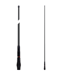 GME | AE4706 Black 8.1dBi Heavy Duty Hi Gain UHF CB Antenna - Big Rig 4x4 Auto & Superstore, QLD, Queensland, Australia, Underwood, Brisbane Antenna - 4WD, 4x4, Accessories, Performance Upgrades, Suspension,  Exterior, Tyres, Lift Kits, Offroad, GME - Legendex, Ridepro