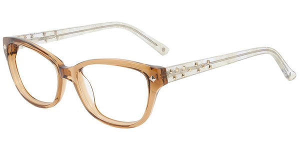 Antalya Topaz Transparent Prescription Glasses at Umizato