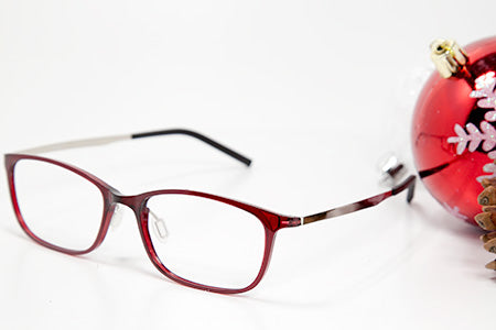 Orion Red blue light blocking glasses holiday