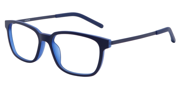 umizato blue pictor computer glasses lightest blue light blocking computer glasses