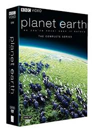 Planet Earth DVD Gift Set for the Nerd!