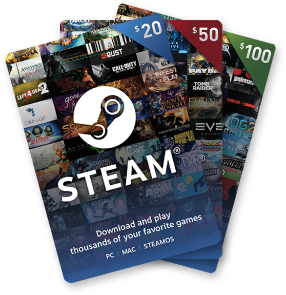 steam gift cards for gamers umizato