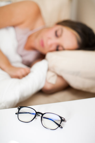 Umizato Sleep Better With Blue Light Filter Glasses