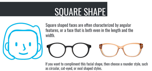 Umizato Glasses Fit Guide - Square