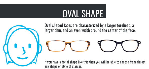 Umizato Glasses Fit Guide - Oval