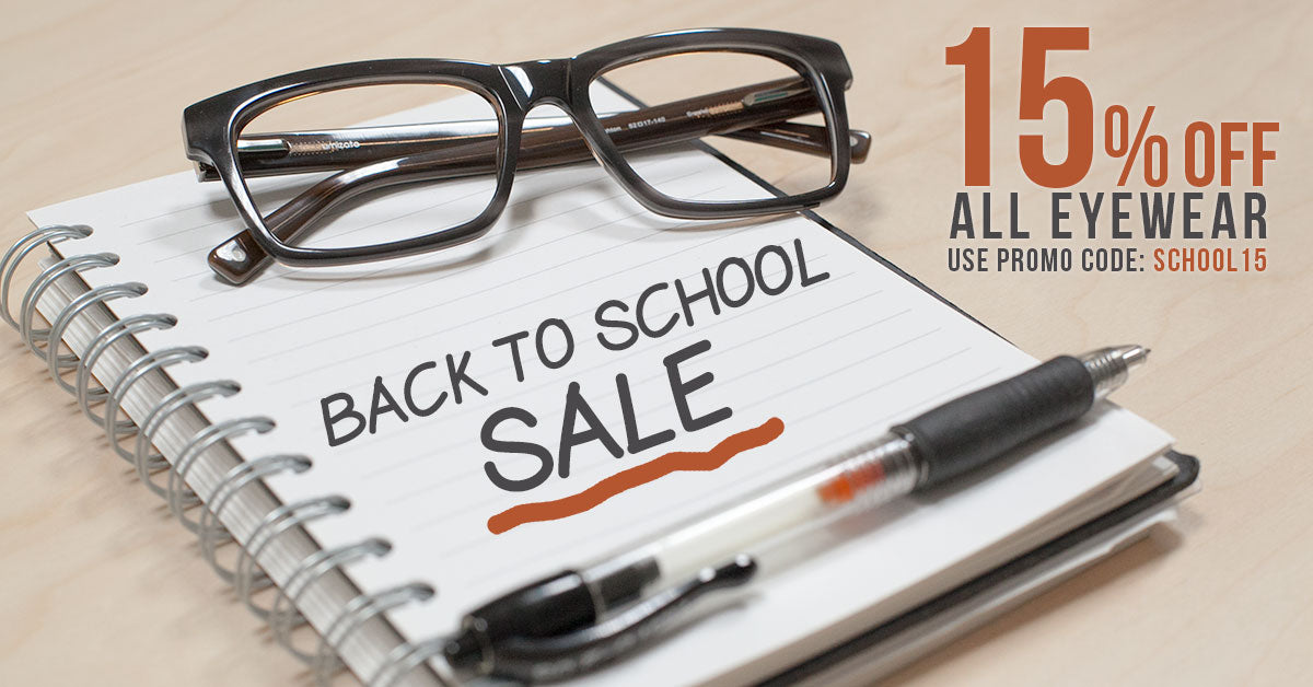 Prescription Eyeglasses Rx Glasses Back to School Sale 2017 | Umizato.com