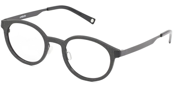 Eclipse Carbon Fiber Full Rim Black Prescription Glasses at Umizato