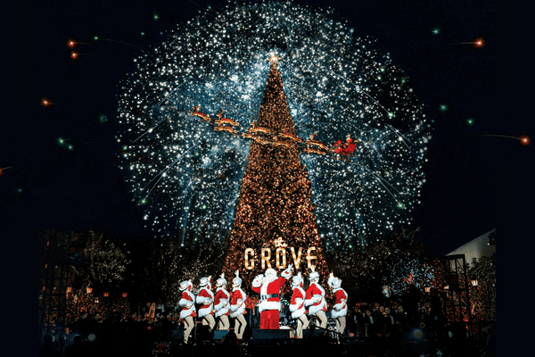 Holiday Event - The Grove