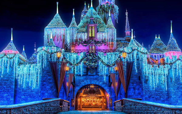 Holiday Event - Disneyland