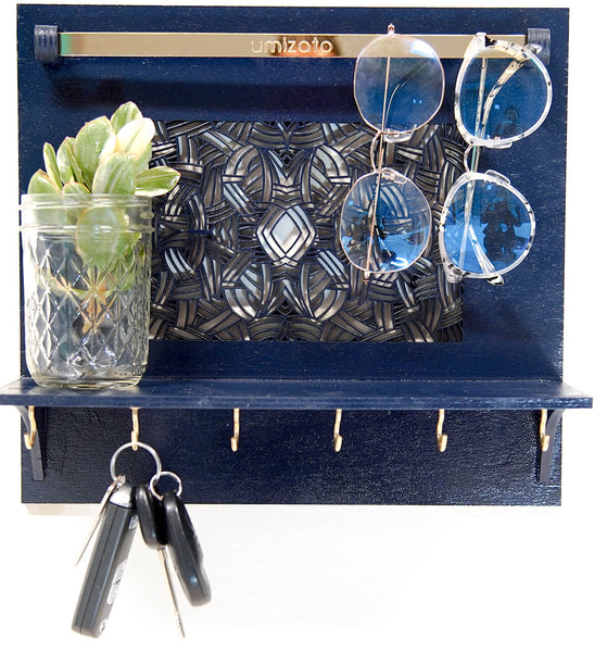 glasses holder organizer wall mount