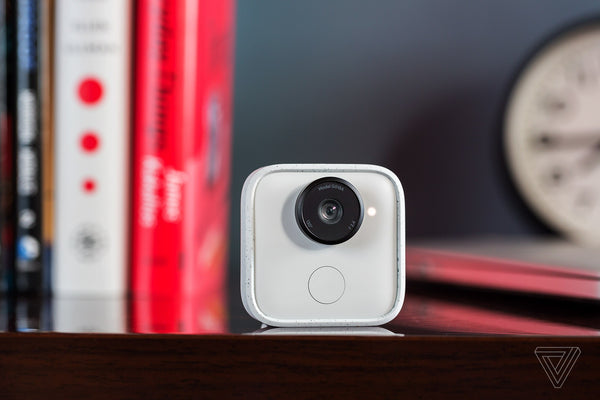 Google Clips Holiday Stocking Stuffer