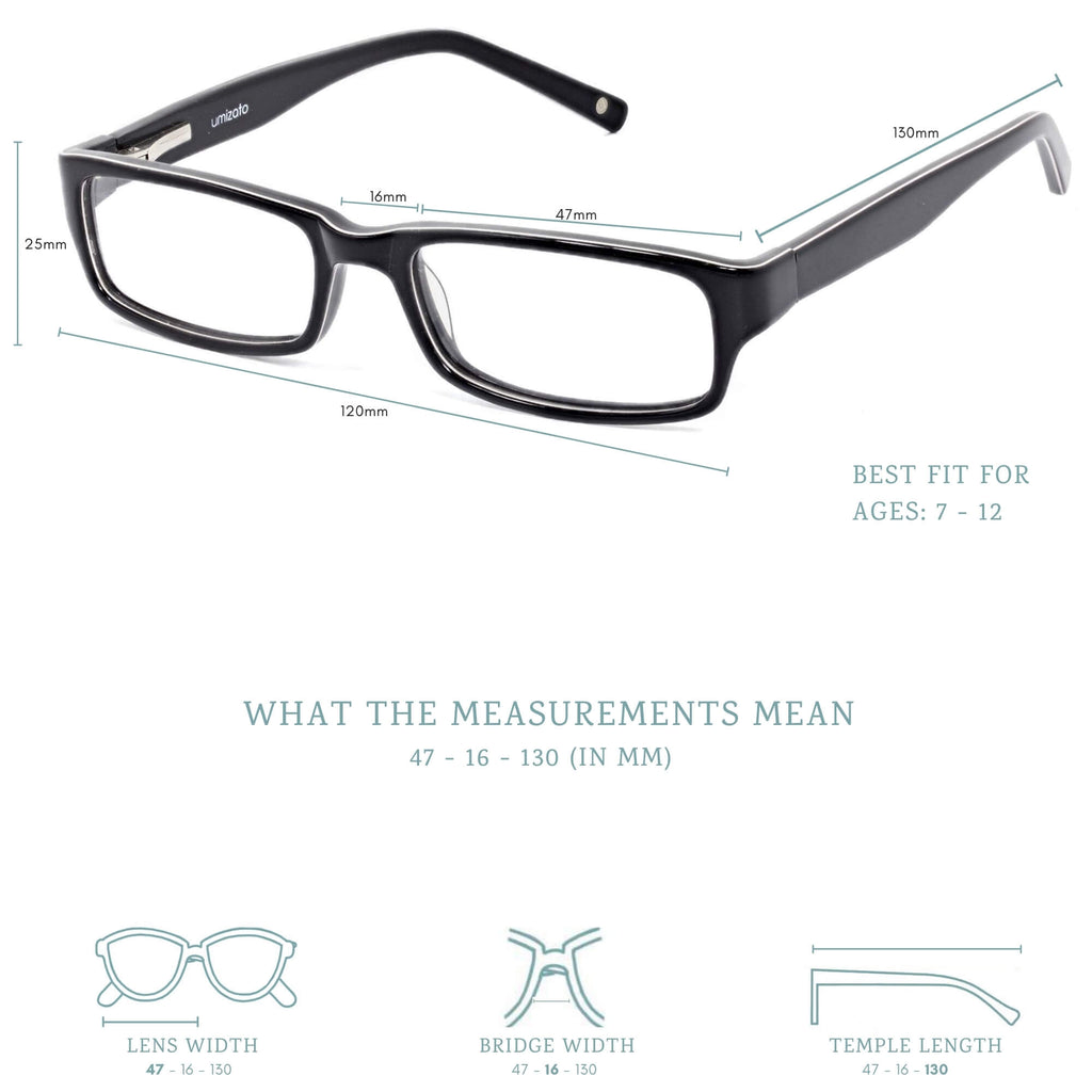 hiawatha blue light blocking glasses features infographic.