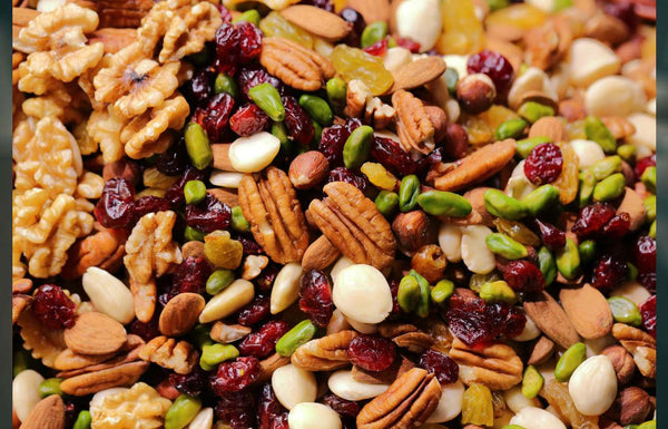 mixed nuts to keep eyes healthy umizato