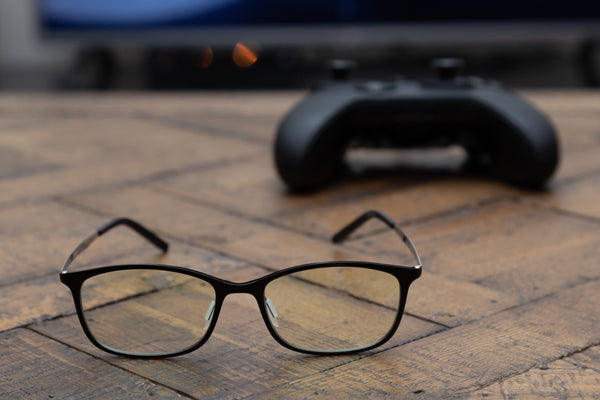 Umizato and Gunnar computer glasses filter blue light for gamers and professionals