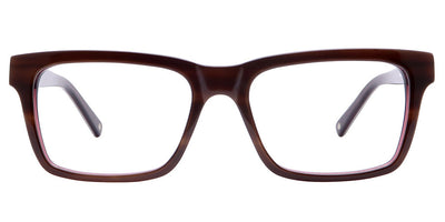 Brighton Chestnut Computer Glasses front