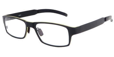 Kilimanjaro Black Gold Computer Glasses front side