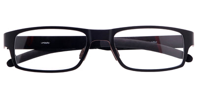 Kilimanjaro Black Red Computer Glasses top