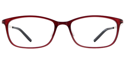 Orion Red Computer Glasses front