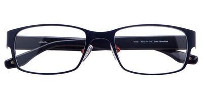 Ouray Dark Blue Red Computer Glasses top