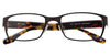 Ouray Mocha Tortoise Computer Glasses top