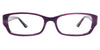 Perth Purple Computer Glasses front