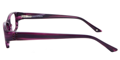 Perth Purple Computer Glasses side