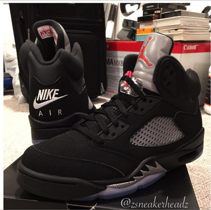 2533bbe57b62 Easily one of the most iconic 5s ever released by Jordan Brand. Will these  bad boys be a Cop or a Drop